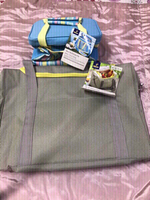 Used 2 pcs cool bags new never used in Dubai, UAE