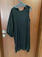 Used Sateen dress by zara in Dubai, UAE