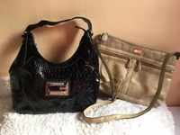 Used 2pcs Bags Preloved in Dubai, UAE