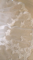 Used McQueen luxury Wedding dress selling in Dubai, UAE