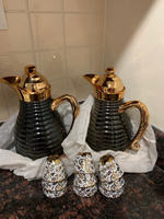Used Coffee/tea flasks+arabic coffee cups in Dubai, UAE