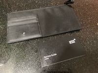 Used Montblanc Wallet/Passport Holder in Dubai, UAE