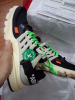 Used NIKE x OFF WHITE Original branded shoes  in Dubai, UAE