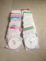 Used 200 DVDs of mix English  & Indian movies in Dubai, UAE