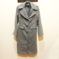 Banana Republic Gray Winter Coat