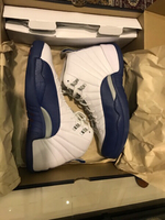 Used Air Jordan 12 French Blue in Dubai, UAE