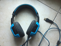 Used Sades Shaker Gaming Headphones(Original) in Dubai, UAE