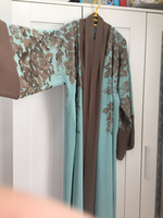 Used Abaya almost new  in Dubai, UAE