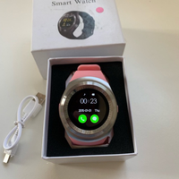 Y1 Android smartwatch Pink. New