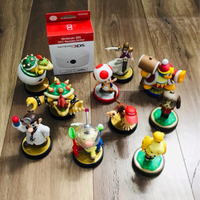 Used Amiibo + Nfc reader collection  in Dubai, UAE