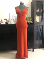 Pre-loved Passion Fusion Evening Dress M