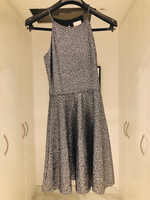 Used Glittery Party dress. Size small.  in Dubai, UAE