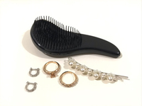 New Bundle 8Pcs (comb,rings,earring,etc)
