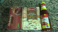 Used A pack of 3 daily eating items in Dubai, UAE