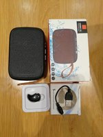 Used Portable Bluetooth speaker with earphone in Dubai, UAE
