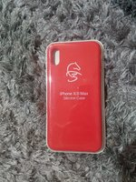 Used iPhone XS max silicone case in Dubai, UAE