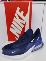 Used Nike Air max 270 blue size 43 in Dubai, UAE