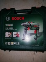 Used Bosch Brand new hammer drill like new in Dubai, UAE