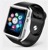 A1 Smart BT Watch- Black color