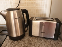 Used Philips Kettle and Toaster Combo in Dubai, UAE