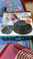 Used Fill & bake pan set in Dubai, UAE