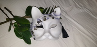 Used Traditional Handmade Chinese Cat Mask in Dubai, UAE