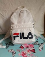 Used AUTHENTIC FILA BACK PACK,  USED ONCE.. in Dubai, UAE