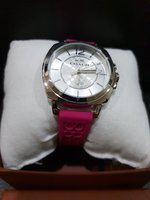 Used Coach women's silicone band watch in Dubai, UAE