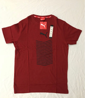 Used 2BS0133 PUMA Men's Shirt (Red) in Dubai, UAE