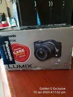 Camera Panasonic GF3K Lumix