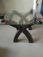 Used Glass coffee table in Dubai, UAE