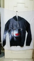 Used 3D Clown Hoodie Clown 5XL in Dubai, UAE