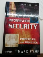 Used Information Security Book in Dubai, UAE