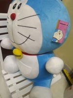Used Doreamon sitting  61cm in Dubai, UAE