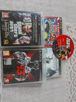 Used 5 (PS3) games bundle or sold separately in Dubai, UAE