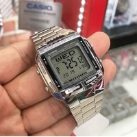 Used CASIO ✔Original SteelWatch-SWDB▪10yrLife in Dubai, UAE