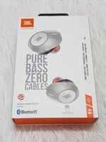 Used Full new JBL Earbuds pure Bass) in Dubai, UAE
