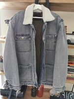 Used ZARA DENINJACKET 80STYLE LIK NEW in Dubai, UAE