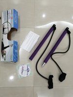 Used BODY SHAPING PILATES PORTABLE STUDIO+DVD in Dubai, UAE