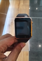 Used Smart watch ⌚ new gold color in Dubai, UAE