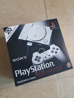 Used Playstation classic - 20 games installed in Dubai, UAE