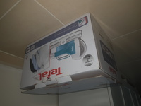 Used Tefal clothes steamer in Dubai, UAE