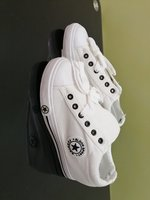 Used WHITE SNEACKERS NEW SIZE 38 in Dubai, UAE