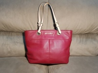 Used Original Michael Kors Tote Bag in Dubai, UAE