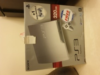 Used PS3 320 GB with 4 Games and 1 Controller in Dubai, UAE