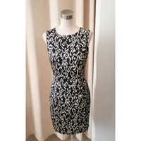 Used ZARA black & white dress in Dubai, UAE