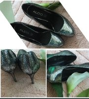 Used Aldo heels 38 size in Dubai, UAE