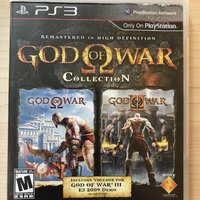 Used God of War collection for PS3 in Dubai, UAE