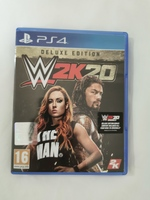 Used WWE 2k20 (Deluxe Edition) in Dubai, UAE