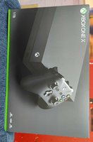Used Xbox One X 1TB Console UAE Version in Dubai, UAE